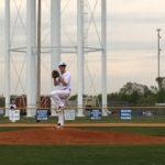 Macon County High School Varsity Baseball falls to Dekalb County High School 3-1
