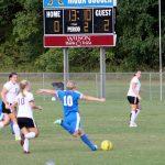 MCHS Soccer @ Mt. Juliet Christian Academy