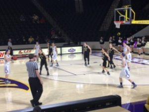 Tigerettes vs Smith County 2/17