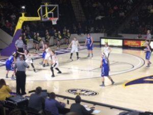 Tigerettes vs Smith County 2/27