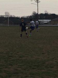 Boys Soccer 3/20