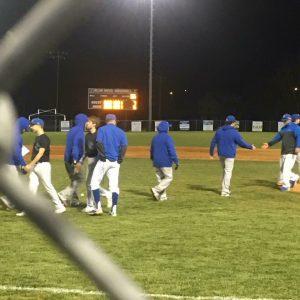 Baseball vs Jackson Co 3/20