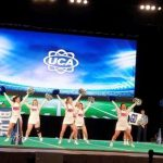 Macon County Cheerleaders at Nationals!