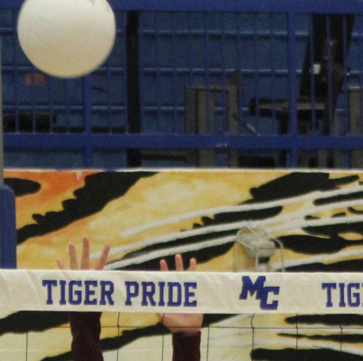 Volleyball: Preseason Scrimmage