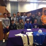 Seth Price Signs with Lindsey Wilson College
