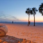 Baseball Opens Up in Gulf Shores