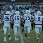 WHS football captains