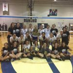 Volleyball after Region win