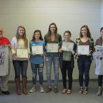 Volleyball All District/Region team