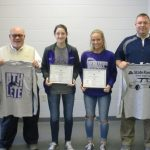 Lady Tiger Athletes of the Week