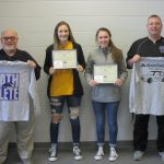 Lady Purple Tigers Athletes of the Week