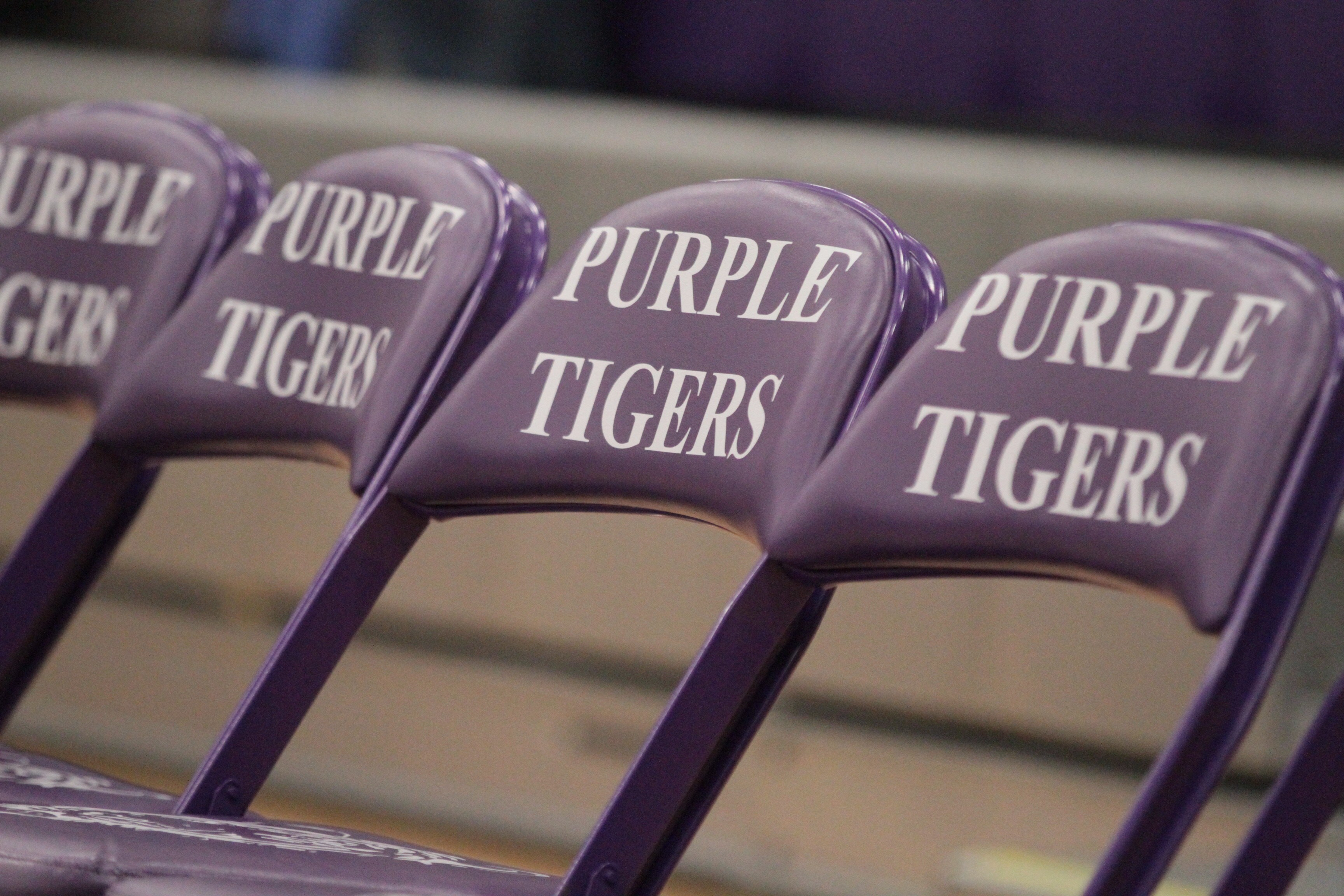 Purple Tigers Receive District Honors