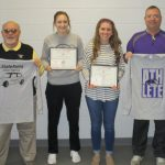 Lady Tigers Athletes of the Week