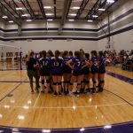 Lady Purple Tigers Volleyball