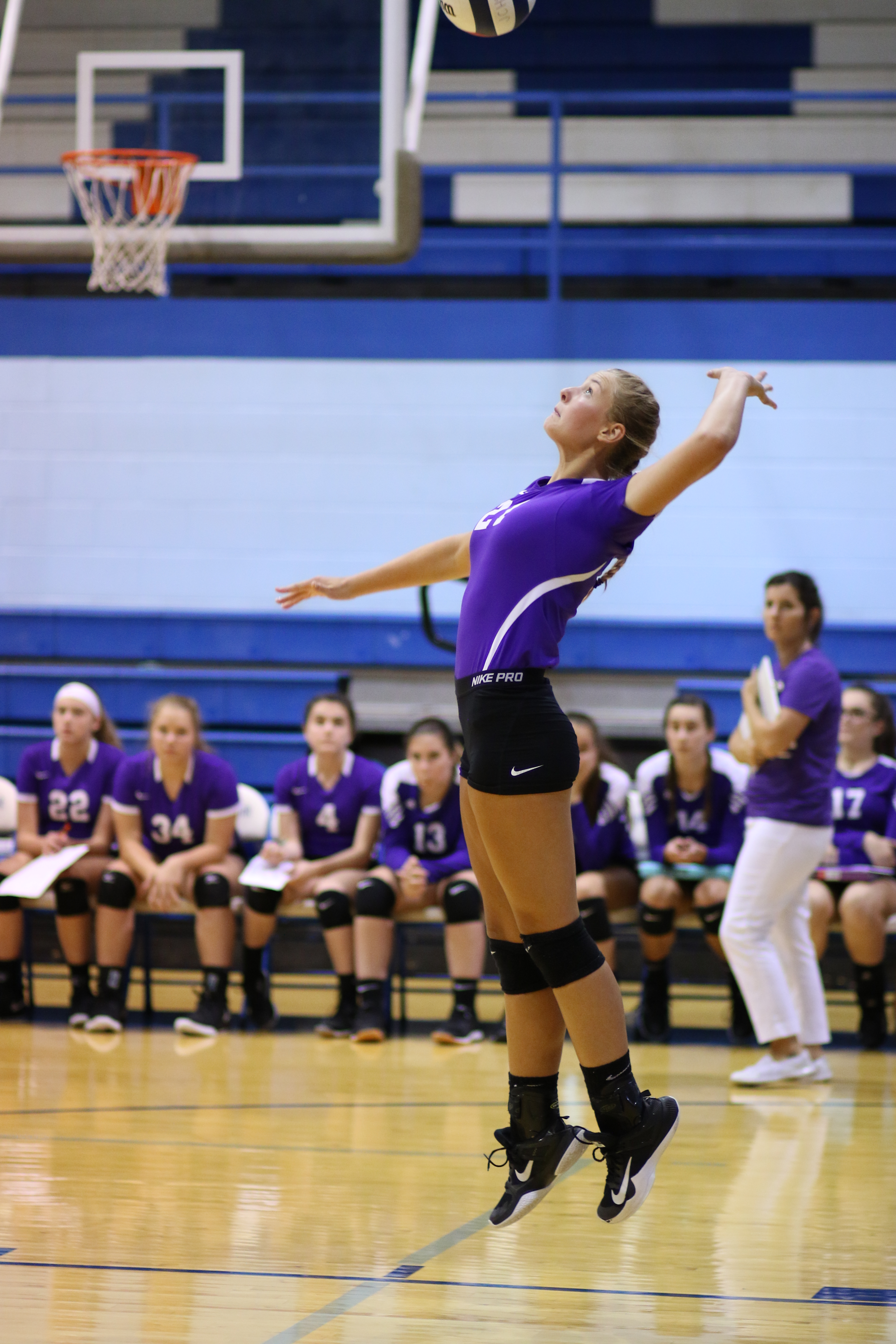 Lady Tigers Volleyball Wins Again