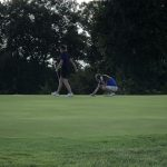WHS Girls Golf Wins Match Against Gordonsville