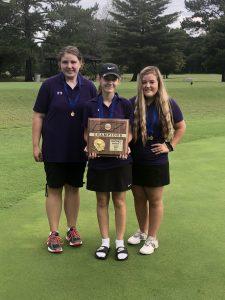 WHS Girls Golf