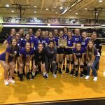 Lady Purple Tigers: District 7 Tournament Champions