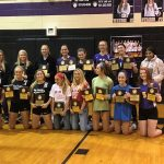 Lady Purple Tigers Roll Into Tournament Finals