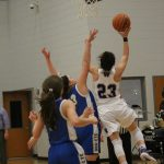 Lady Tigers Take Tough Loss Against Cannon County