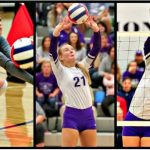 All State Volleyball Team Members