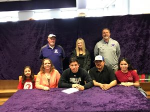 Anthony Rodriguez Signs With Cumberland Soccer