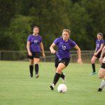 Lady Purple Tiger Soccer Ties York Institute