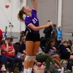 Lady Purple Tigers Stay Perfect in District