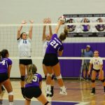Jackson County No Match For Lady Purple Tigers