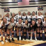 Lady Purple Tigers Volleyball Wins Tournament