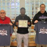 "Watertown High School's ""Football Athlete of The Week"""