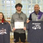 Purple Tiger Athlete of the Week