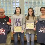 Lady Purple Tiger Athletes of the Week