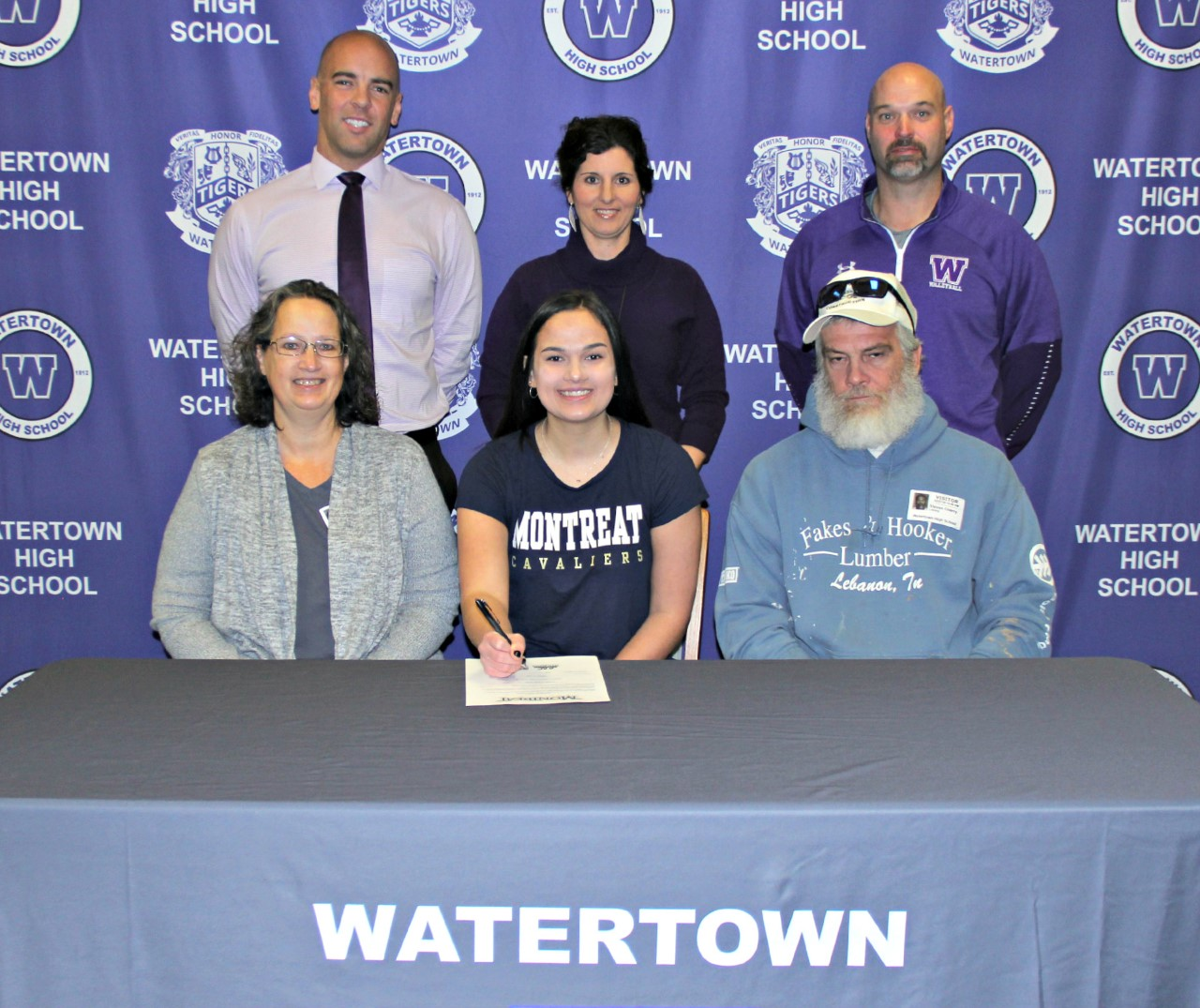 Cherry Signs With Montreat College Volleyball