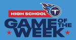 Titan's High School Game of the Week Nomination