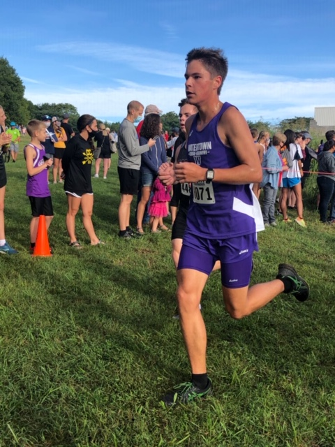 Watertown's Boys Cross Country Team Runs at State
