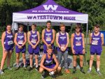 Macon County Cross Country Meet