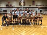 Purple Tigers Volleyball District and Regional Wins
