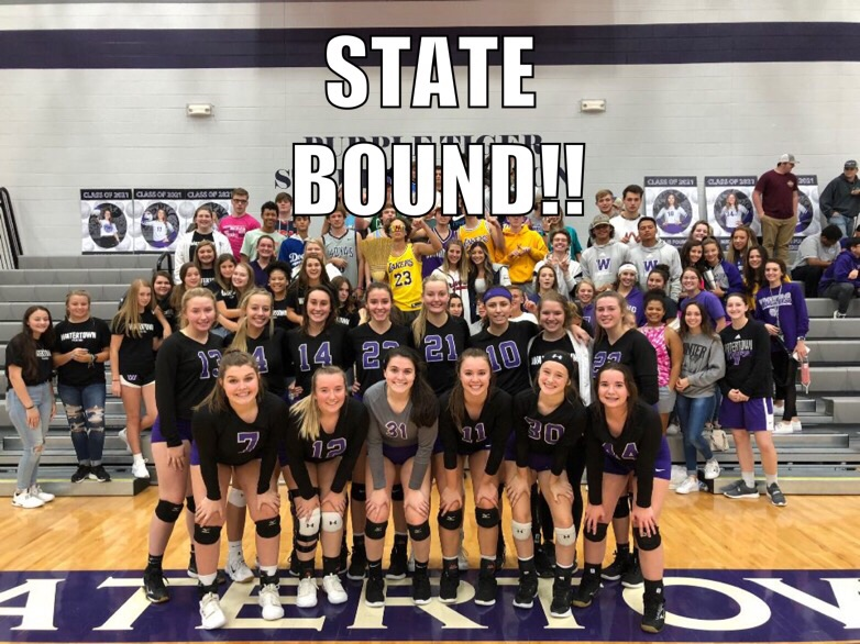 Purple Tigers Earn Fourth Consecutive State Tournament Appearance