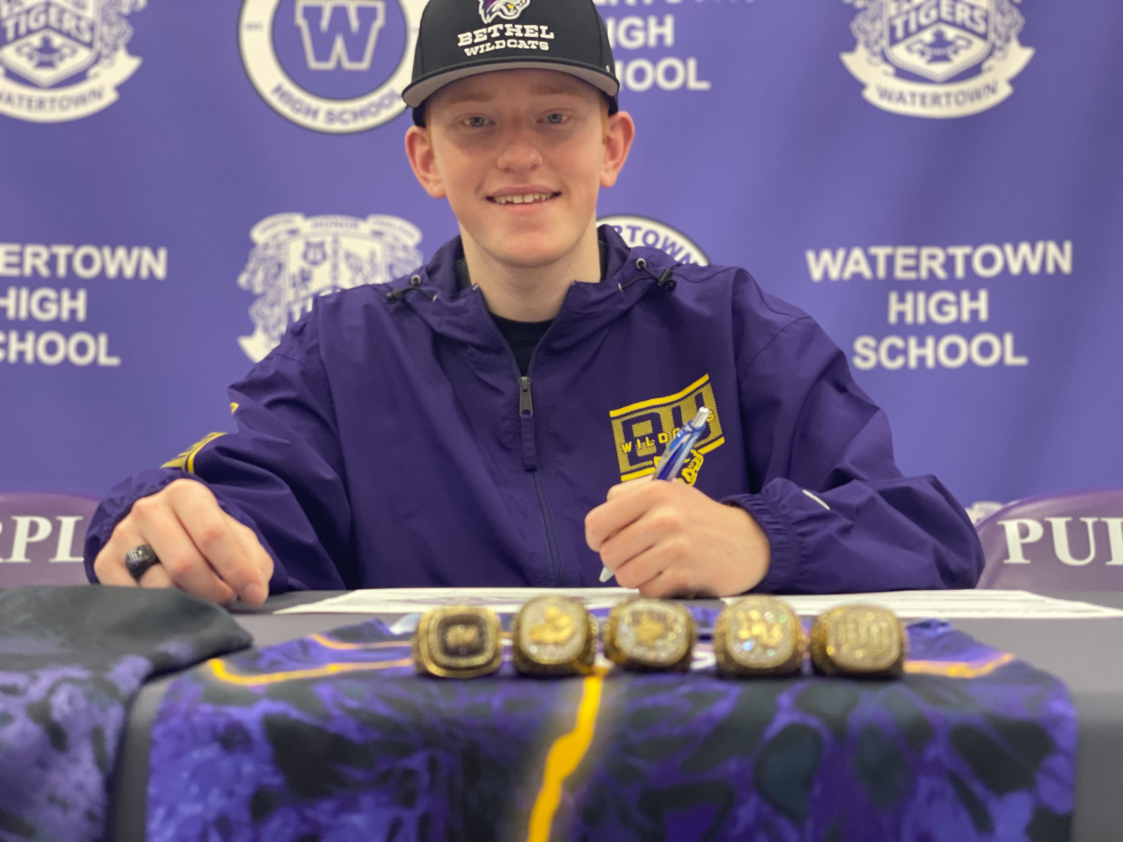 Watertown's Braden Leffew Signs with Fishing Powerhouse