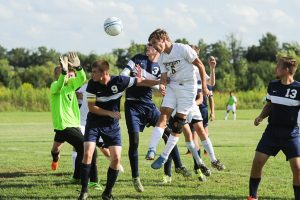 Boys Soccer Team Defeats Seton Catholic
