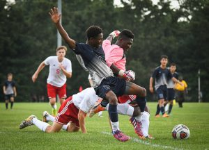 Trailblazers Defeat Park Tudor in Boys Soccer