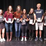 Awards Night Honors Fall Athletes