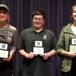 Winter Sports Celebrated at Awards Night