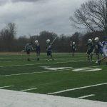 University High School Coed Varsity Lacrosse falls to Evansville Memorial 11-3