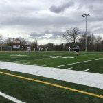 University High School Coed Varsity Lacrosse falls to Evansville Mater Dei High School 17-10
