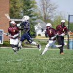 University High School Coed Varsity Lacrosse beat Howe Military School 18-5