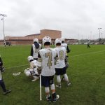 University High School Coed Varsity Lacrosse falls to Chesterton High School 18-4