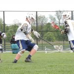 University High School Coed Varsity Lacrosse falls to North Central High School 9-6