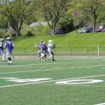 University High School Coed Varsity Lacrosse falls to Brownsburg High School 6-5